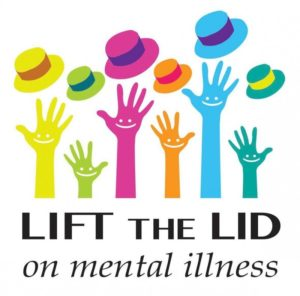 Lift the Lid on Mental Illness is Australian Rotary Health's National annual fundraising day for mental health research