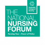 Sponsoring entry to ACN Nurses Forum August, 2020