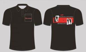 Davaar Polo Shirt design